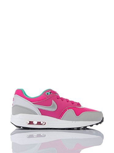 Nike Air Max 1 Junior Hyper Pink Rose Blanc-Gris-Rose