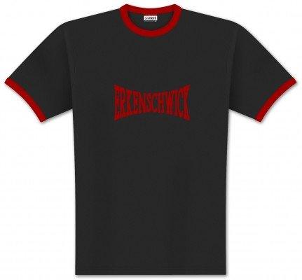 World of Football Ringer T-Shirt lons Erkenschwick - XL