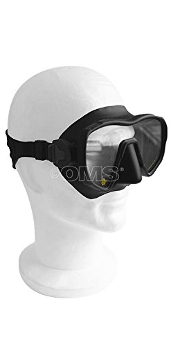 OMS-masque une plaque de verre -