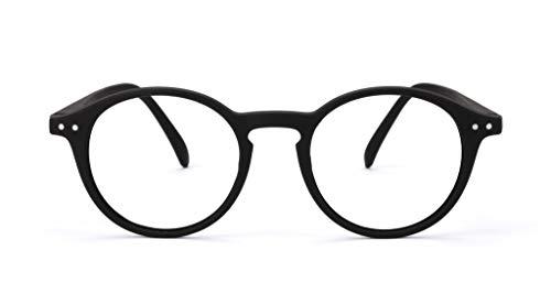 525180378a50 Izipizi gafas de lectura letmesee  d Diopter +1 Negro