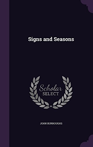 Signs and Seasons