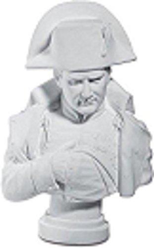 Napoleon-büste (A+ Büste Napoleon Weiß-17cm)