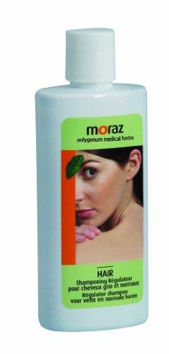 Moraz Soin Capillaire Haïr Shampooing Régulateur 250 ml