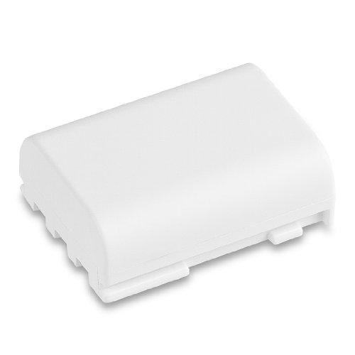 Weiss NB-2LH/NB-2L Li-Ion Akku (7,4 V, 700 mAh) für Canon EOS, Powershot und Canon Camcorder