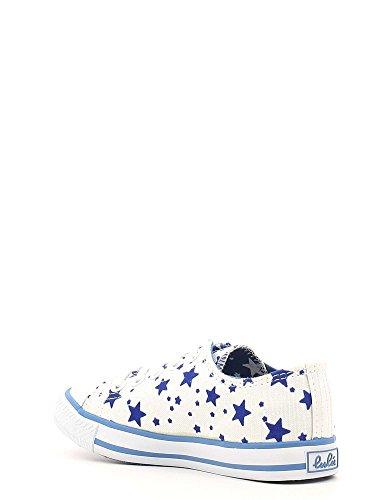 Lulù LV010028T Sneakers Bambino Bianco