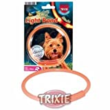 Trixie 13390 Light Band, XS: 25 cm, orange