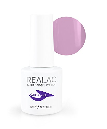 Realac Soak Off Gel Polish - 27 X-pose, 18 ml