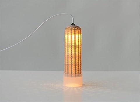 Lampe De Table En Bambou Led Night Light Lampe De