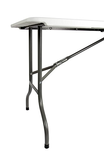 Klapptisch balkon kunststoff  Vanage Gartentisch in Farbe off-white – Klapptisch gut geeignet ...