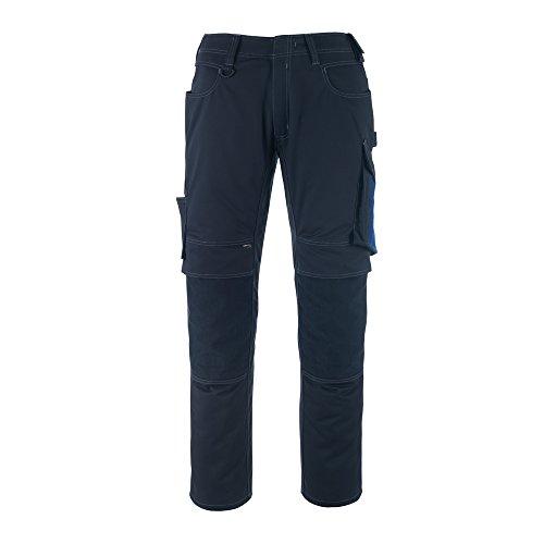 Mascot - Pantaloni da lavoro con rinforzi in CORDURA® 46 Grigio/Nero Ohne Farbe