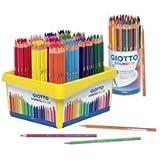 Stilnovo School Pack – Farbpastell, 192 Stück, 523400