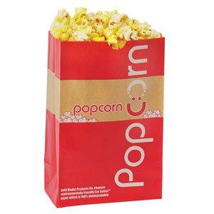gold-medal-2209e-85-oz-ecoselect-natural-fiber-paper-disposable-popcorn-bags-500-case-case-by-gold-m