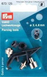 Format 4002276731257–Prym Lochwerkzeug für Variozange 3/4/8mm