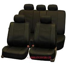 Land Rover Freelander – Lujo Juego completo de fundas de asiento de coche (Piel Sintética