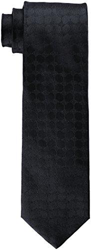 Joop! Herren Krawatte 17 Jtie-06Tie_7.0 10004093, Schwarz (Schwarz 001), 7 (Herstellergröße: ONE)