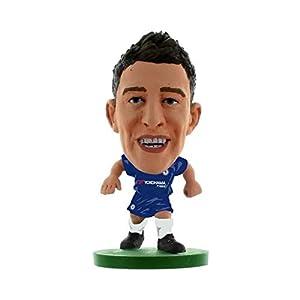 SoccerStarz SOC046 Chelsea Gary Cahill 2018, Kit de Figuras para el hogar