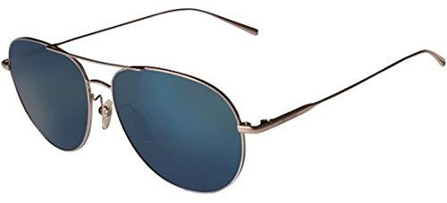 Calvin Klein Sonnenbrillen CK2155S RUTHENIUM/BLUE Unisex