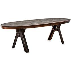 Casa Padrino mesa de comedor de lujo 275 x 96 x H. 77 cm - Muebles de Lujo