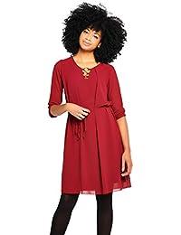 2eed9ef9b423 Suchergebnis auf Amazon.de für  Bordeaux - 38   Kleider   Damen ...