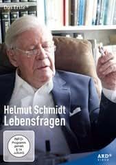DVD Helmut Schmidt - Lebensfragen