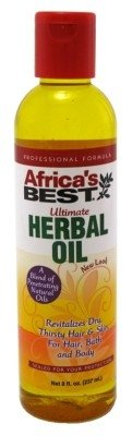 Afriques Meilleur ultime Herbal Oil 235 ml (pack de 3)