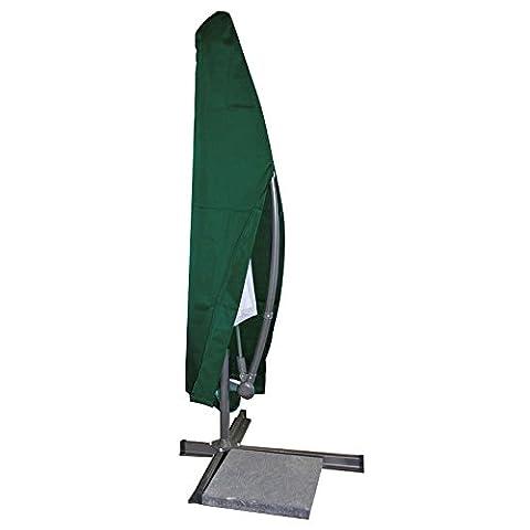 Schutzhülle Abdeckhaube für Ampelschirm Gartenschirm Sonnenschirm bis zu 4m Abdeckung Abplane