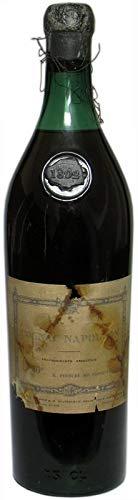 Rarität: Cognac Piercel Napoleon Jahrgang 1802 Grande Fine Champagne 0,7l, über 200 Jahre alt