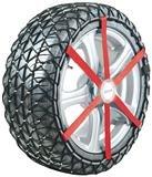 Michelin Easy Grip Schneeketten Verbundstoff-205/65/16S11