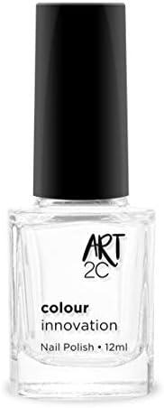 Art 2C Pure Soul Colour Innovation - klassischer Nagellack - 96 Farben, 12 ml, Farbe: 003