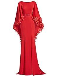 1f9329648 BINGQZ Mujeres Vestido Coctel Vestido de Novia