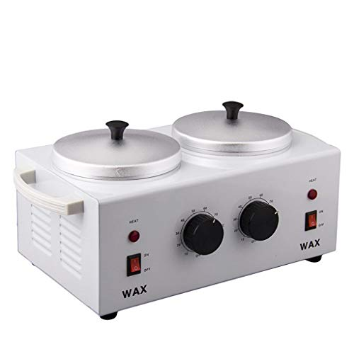 Máquina de cera caliente de olla doble, cera de belleza/cera de terapia,...
