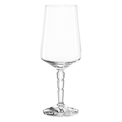 Leonardo Spiritii Rotweinglas, Bordeauxglas, Weinglas, Glas, 390 ml, 022747