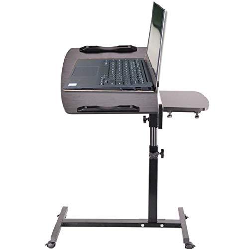 MultiWare Table D'ordinateur Portable Réglable pour Canapé Lit Noir