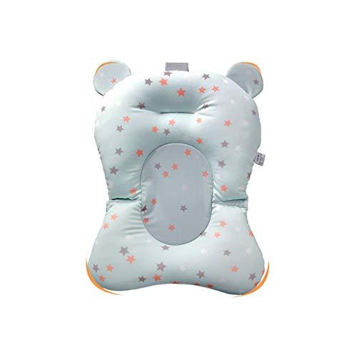 Babybadesets für Unterwegs Baby-Bad-Unterstützung Sitz Neugeborenes Baby Shower Can Liegen auf der Wanne Wanne Netz Bett Bad Bett Rutschfeste Universal-Baby-Hänge Badmatte Sponge