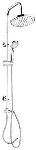 CON:P SA330100 CARBALLO Duschsystem, rund