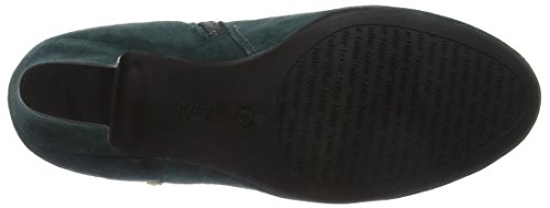 Teal Vanity Hotter Dark Femme Bottines Green wnYvwXSq
