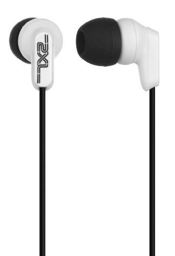 Skullcandy 2XL WHIP In-Ear Headphone with Mic (White)  available at amazon for Rs.4999
