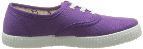Victoria Inglesa Lona, Baskets mode mixte adulte Violet (Morado)