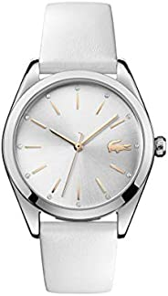 Lacoste Parisienne, Analog Women's Watch, White - 200