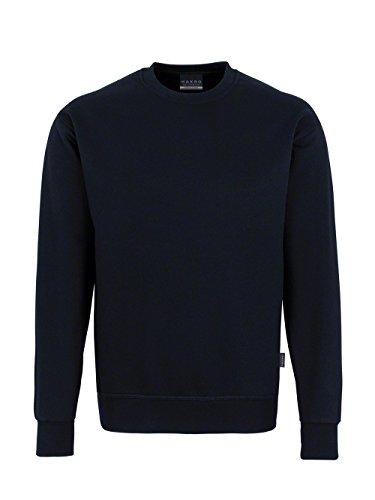Hakro Sweatshirt Premium, schwarz, 6XL