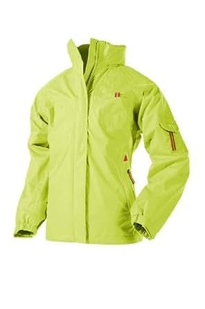 Target Dry Girls Mia Waterproof Jacket, Citron, 5-6 Years