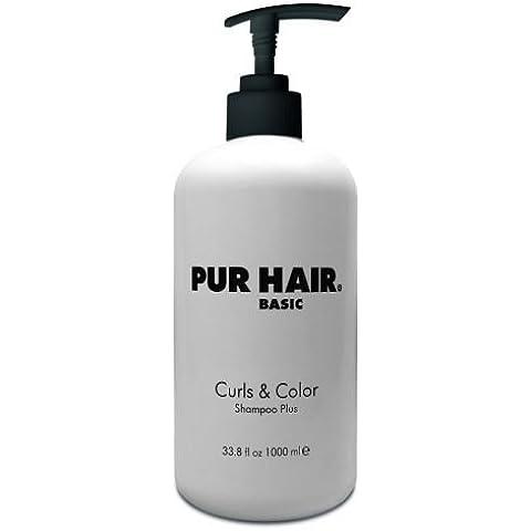 Pur Hair Basic Curls & Color Shampoo Plus