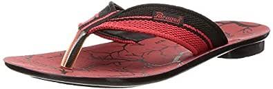 PARAGON Vertex Men's Red Flip-Flops