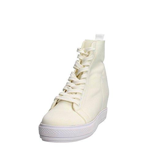Fornarina PEFMJ9543WLA0900 Sneakers Donna Panna