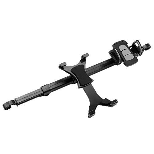 Vosarea 360 ° drehbare Auto Kopfstützenhalterung Auto Rücksitz Tablet Halter für Phone Pad (schwarz)