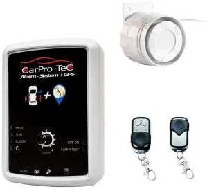 Carpro Tec Plus Gps Vehicle Alarm System Camera Photo
