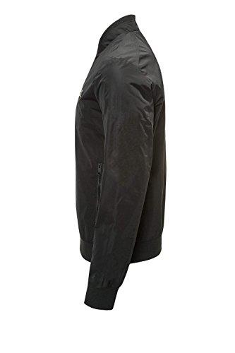 Antony Morato Herren Bomberjacke Leichte Jacke Übergangsjacke Black (Col. 9000)
