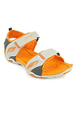 GoWell Men's Leather Sandals