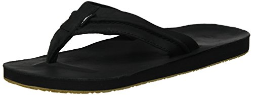 O'Neill Fm Captain Jack Flip Flops, Tongs homme Schwarz (Black Allover Print)