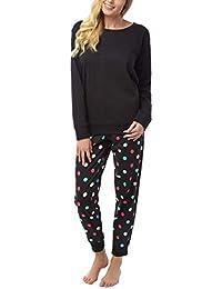 070c03a098 Nikaro Ladies Soft Cotton Jogging Style Pyjama Set